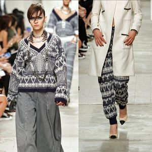 🆕 Chanel Runway Colection Y- 14/15 Cashmere Set